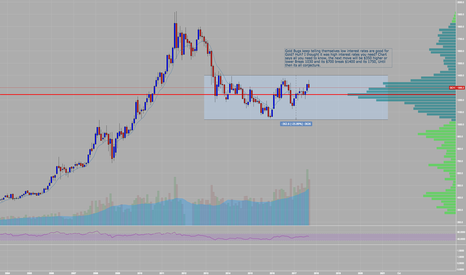 GC1!: Gold Bugs stuck in their insanity for years $GC_F
