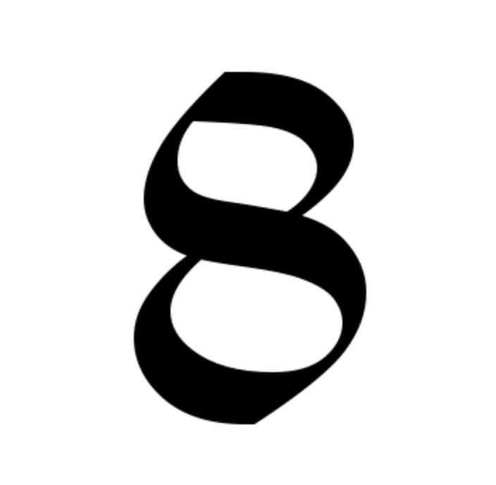 эскизы тату цифр 3-4