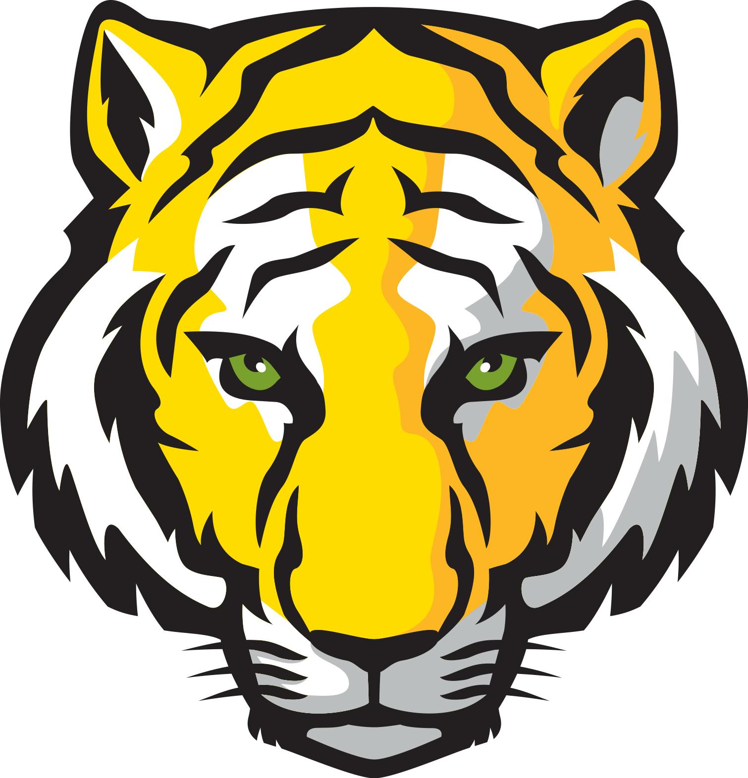 tiger head logo - HD1510×1571