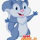 scoiattolinobianco