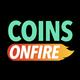 CoinsOnFire
