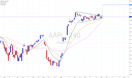 AAPL: AAPL triangle set to take off