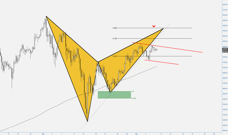 BTCUSD: (8h) One last impulse to reach the bat cave?
