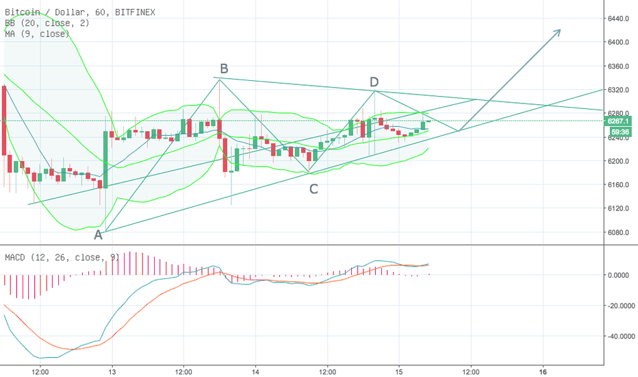 BTCUSD: BTC chart 1H updated 15.07.2018