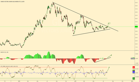 GDXJ: GDXJ is at critical junction