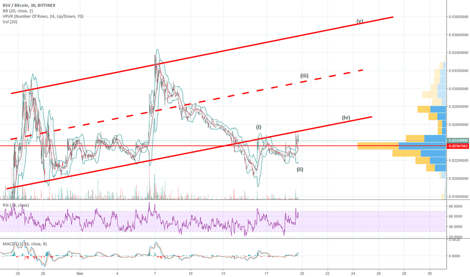 BSVBTC: Our personal gameplan with #BitcoinSV | $BSV!