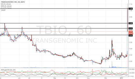 TBIO: Next support here we come