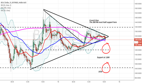 BCHUSD: BCHUSD support areas