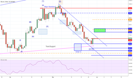 BTCUSD: BTC - Don't Miss the Forest for The trees!