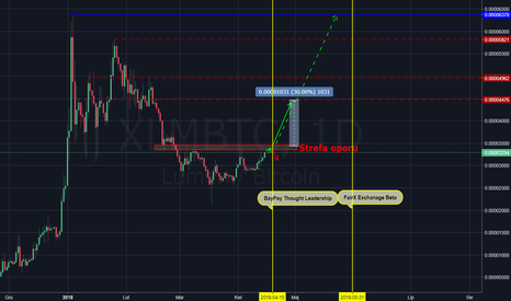 XLMBTC: XLM/BTC - rakieta na księżyc ?