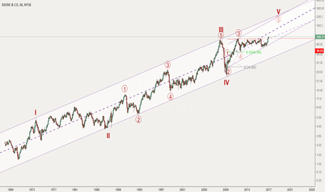 DE: Picture perfect Elliott Wave