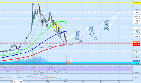 BTCUSD: Bitcoin All Time Highs Again in MAY