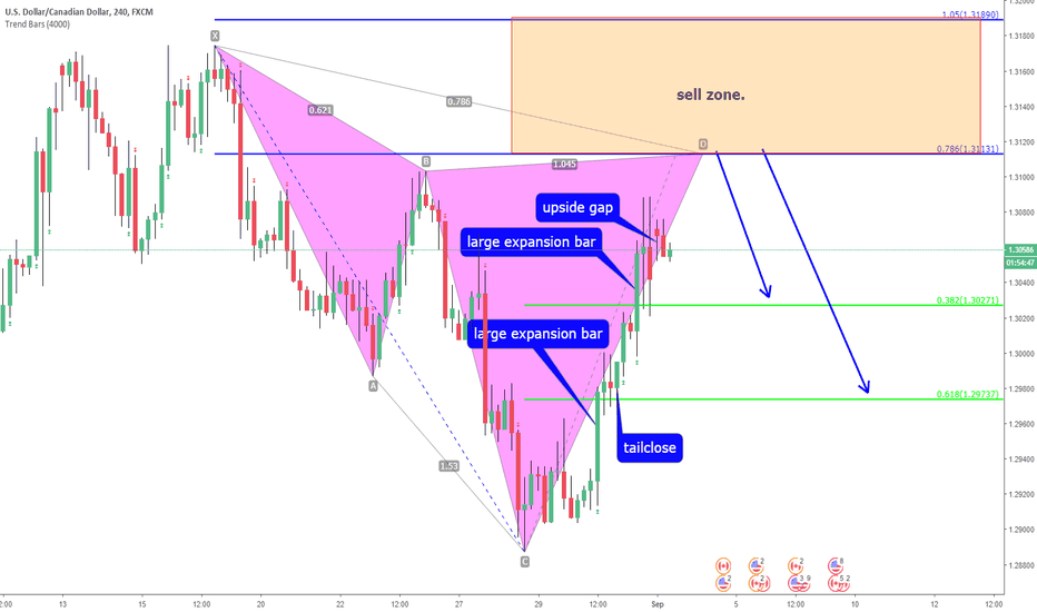 USDCAD: usdcad. cypher