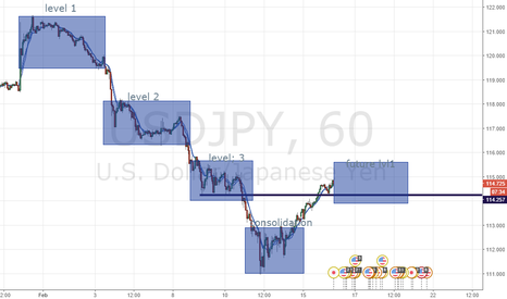 USDJPY: long term long?