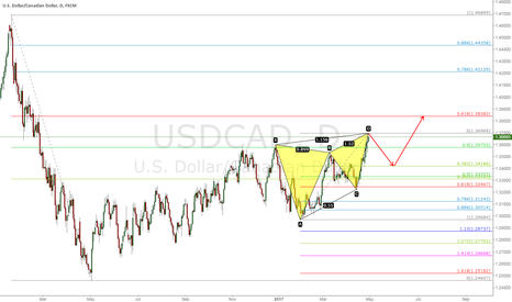 USDCAD: USDCAD  DAILY LONG