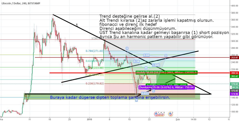 LTC/USD Analizi