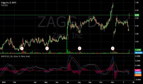 ZAGG: ZAGG next hot stock?