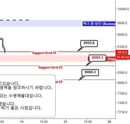 BTCUSD / 비트코인 추가분석