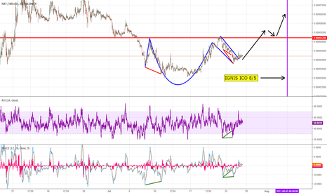 NXTBTC: NXT/IGNIS Countdown to ICO, Cup and Handle