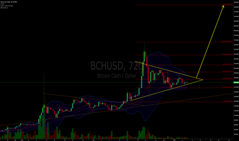 BCHUSD: Bitcoin Cash: The Return of the King