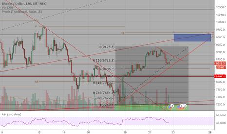 BTCUSD: Continuation of BTC Bull Market