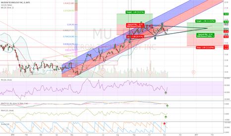 MU: MU has scope of rallying upside