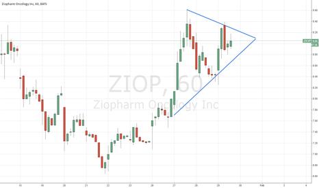 ZIOP: Ziopharm Pennant