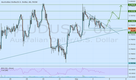 AUDUSD: PinBar is for me long