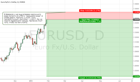 EURUSD: Drug FX-dealer Draghi