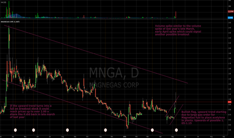 MNGA: Money-Maker Breakout Stock, MNGA