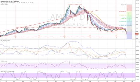 AMBA: AMBA -- In bonus territory on fib retrace