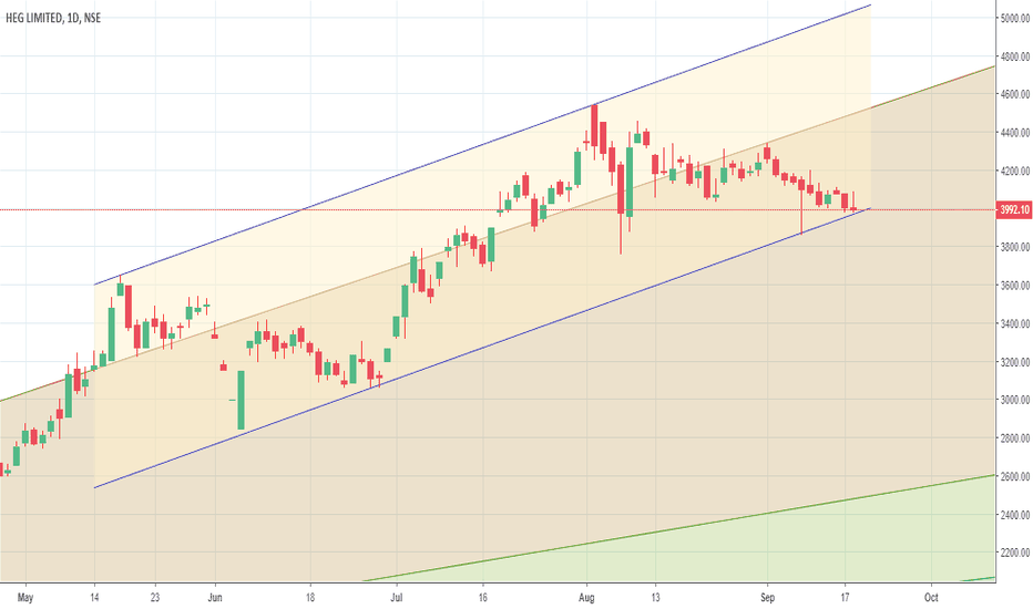 HEG: HEG seems to have bottomed out.