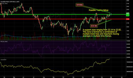 PPC: Long trading setup
