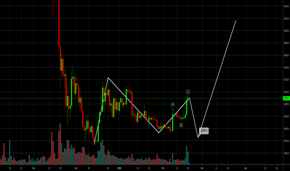 XBTUSD: Bitcoin ABC To Final Bottom Butterfly
