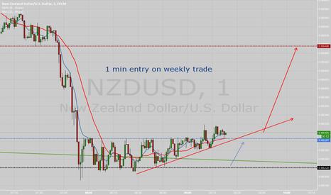 NZDUSD: NZD USD LONG