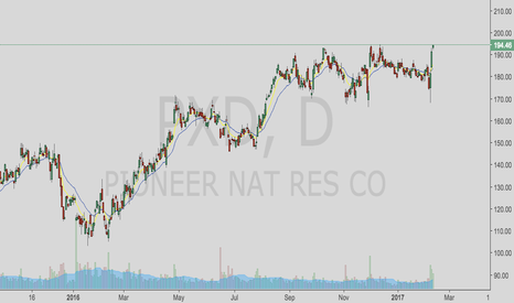 PXD: looks prime for a breakout