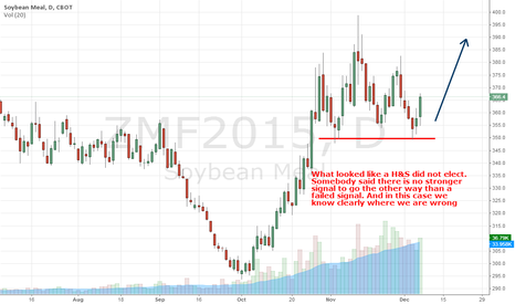 ZMF2015: Sybean Meal: Failed H&S