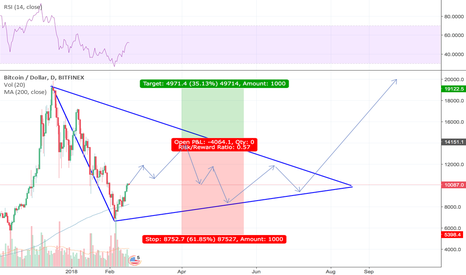 BTCUSD: Bitcoin Long Term