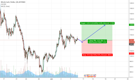 BCHUSD: BCHUSD is going UP now
