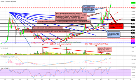 "BTCUSD: BTC WEEKLY CHART: ""The Panic Zone""  Houston, we have ignition..."