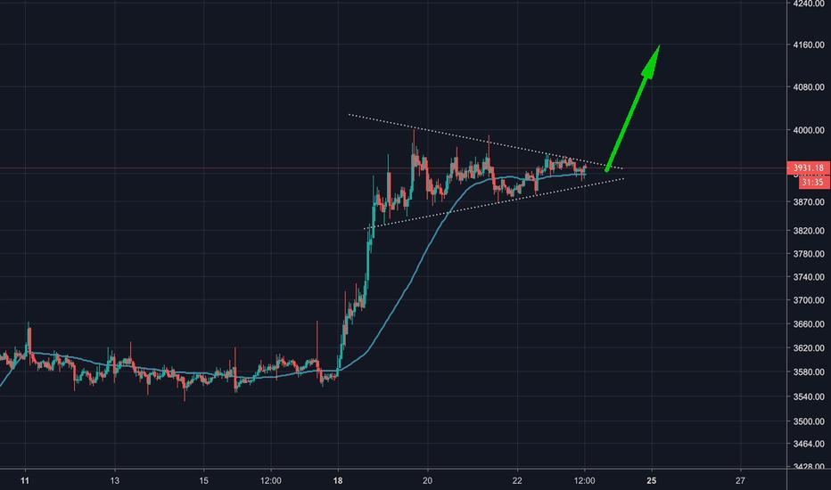 BTCUSD:  BTC|USD Технический анализ на 23.02
