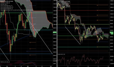 BTCUSD: BTC/USD Biggest 30 min Candle Since Feb 6 - Bottom in Place?