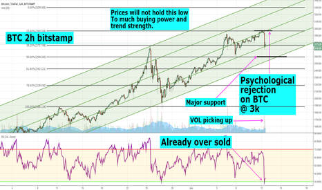 BTCUSD: Bitcoin more clear and explained (LONG) $BTC