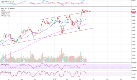 AAPL: Apple Is Looking Nice Here. $AAPL