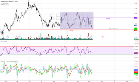 SEAS: Going to Ride SEAS Wave of Support from $17 to $20