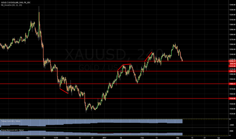 XAUUSD: BUY GOLD TO HEDGE USD LONGS