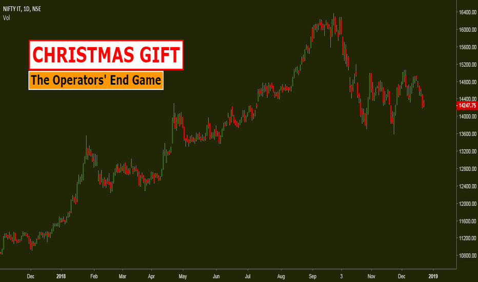 CNXIT: CHRISTMAS GIFT: The Operators' End Game