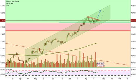 EURUSD: Next Buying Wave ahead?