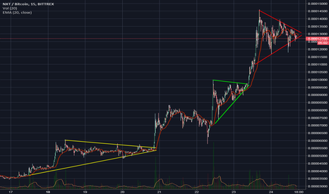 NXTBTC: #NXT Pump coming ,Buy and HOLD. Target 20k