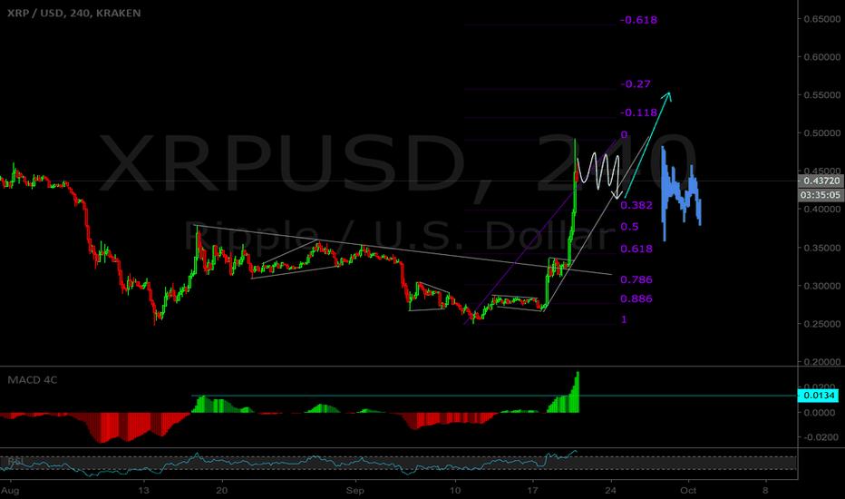 XRPUSD: XRP wait for the correction!